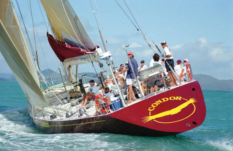 Condor: 2 day/2 night Whitsundays Sailing - departs Airlie